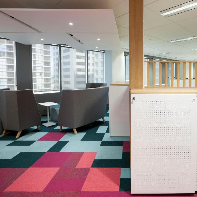 Interface Carpet Tiles