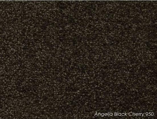 Tuftmaster Angelia Black Cherry Carpet