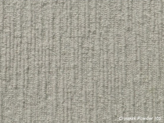 Tuftmaster Crosskirk Powder Carpet