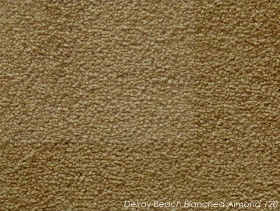 Tuftmaster Delray Beach Blanched Almond Carpet