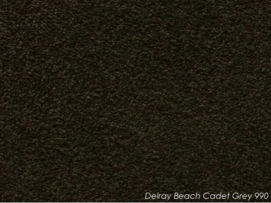 Tuftmaster Delray Beach Cadet Grey Carpet