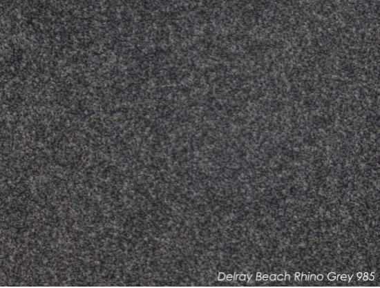 Tuftmaster Delray Beach Rhino Grey Carpet