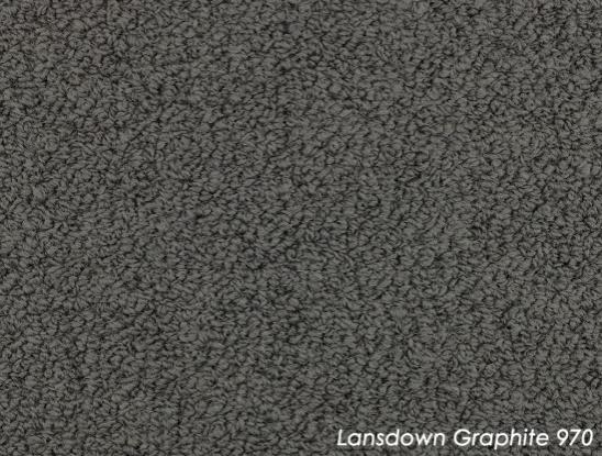 Tuftmaster Lansdown Graphite Carpet
