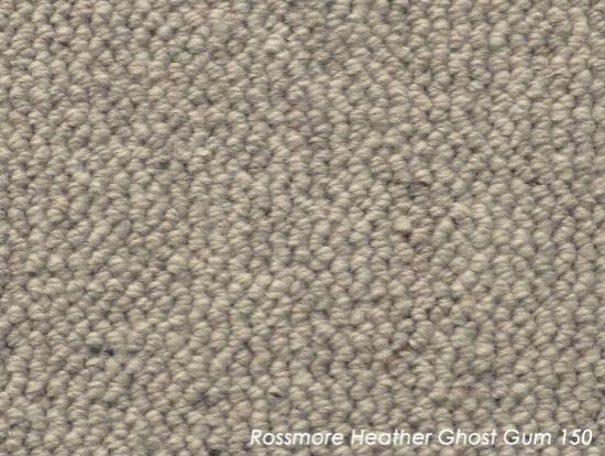 Tuftmaster Rossmore Heather Ghost Gum Carpet