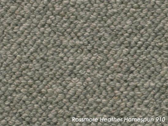 Tuftmaster Rossmore Heather Homespun Carpet