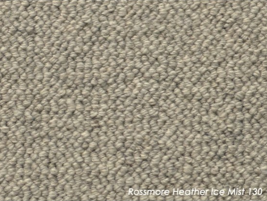 Tuftmaster Rossmore Heather Ice Mist Carpet