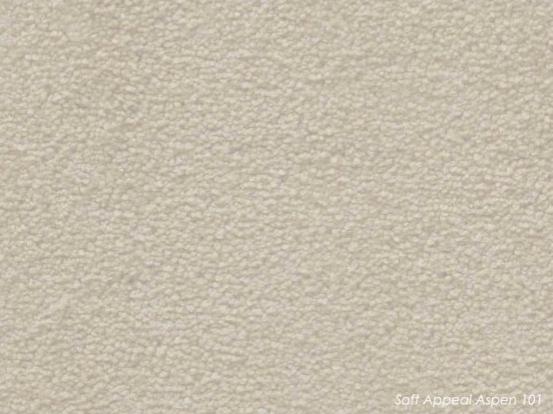 Tuftmaster Soft Appeal Aspen Carpet