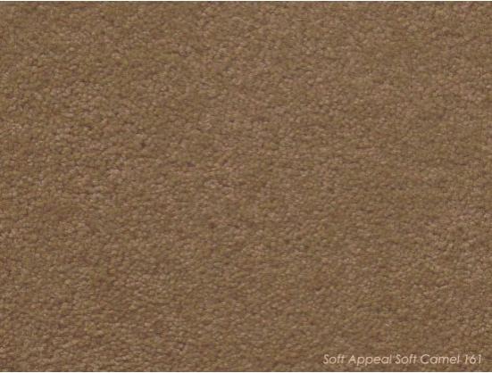Tuftmaster Soft Appeal Soft Camel Carpet
