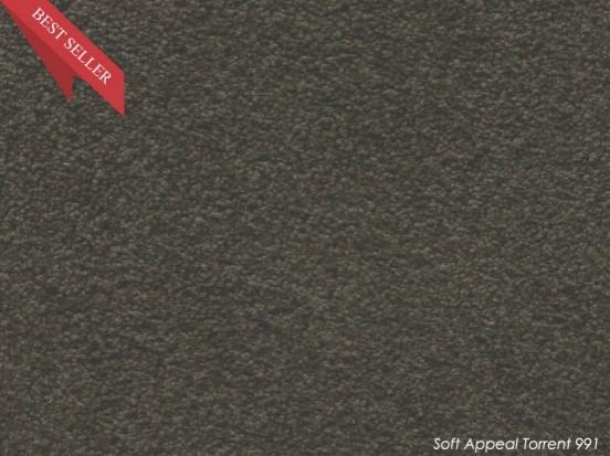 Tuftmaster Soft Appeal Torrent Carpet