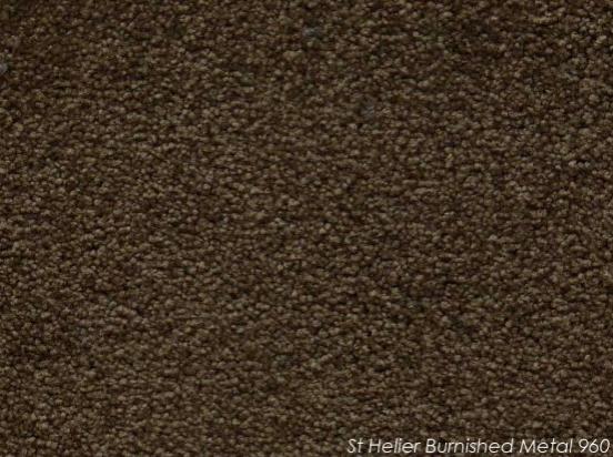Tuftmaster St Helier Burnished Metal Carpet