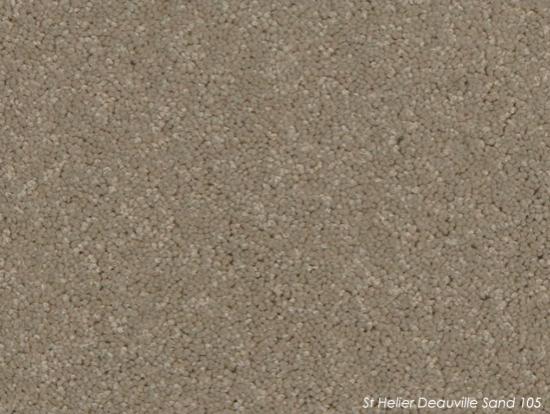 Tuftmaster St Helier Deauville Sand Carpet