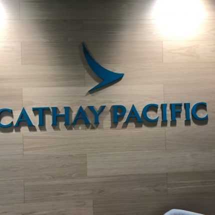 Cathay Pacific Karndean Vinyl Planks