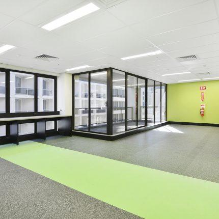 Hospital Vinyl Floor