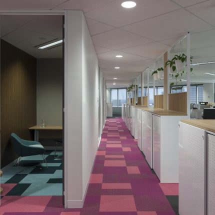 Interface Carpet TIles