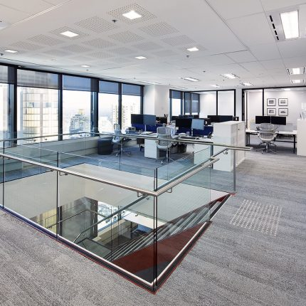 Office Fitout Interface Human Nature Carpet Tiles