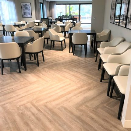 Warriewood Aged Care Karndean Vinyl Planks