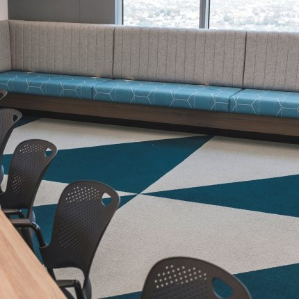 Interface Carpet Tiles Office Fitout CBD Commercial Fitout