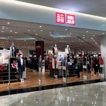 Uniqlo Sydney Shop Fitout