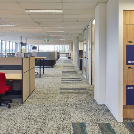 Office Fitout Interface Carpet Tiles