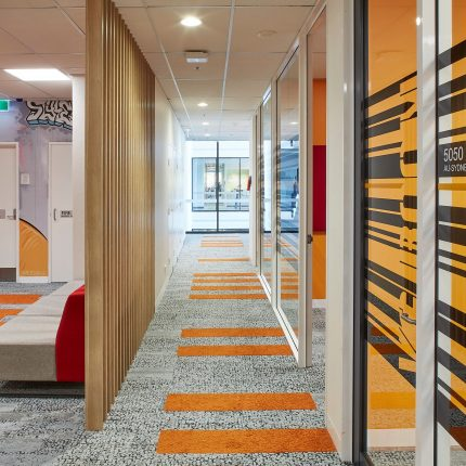 Sydney Office Fitout Carpet Tiles